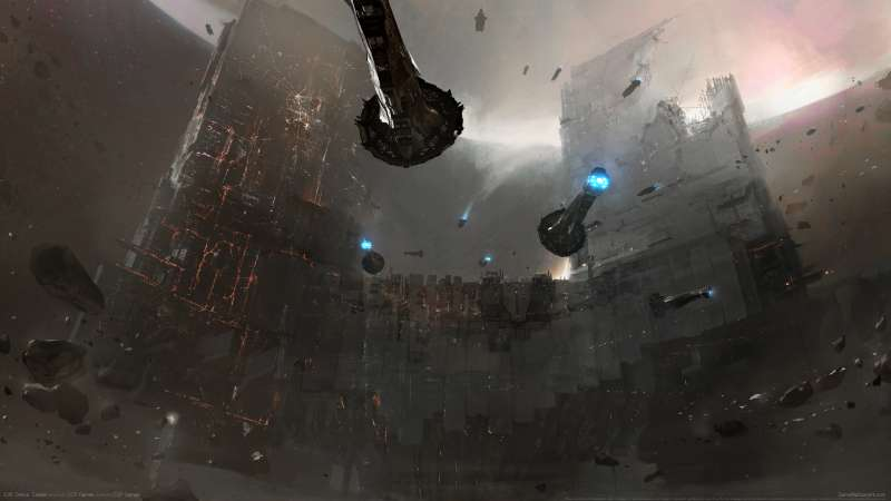 EVE Online: Citadel wallpaper or background 01