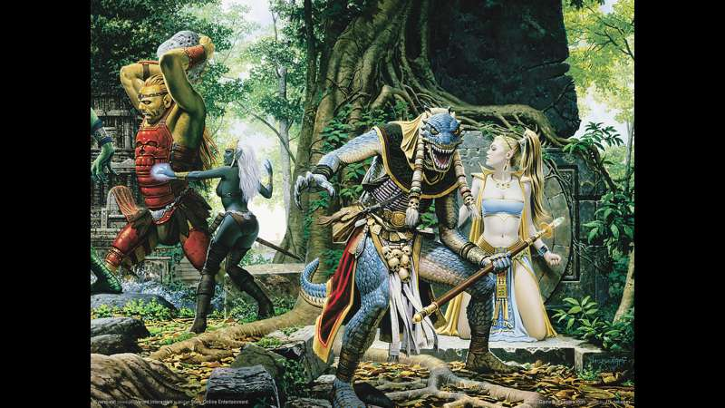 Everquest wallpaper or background 02