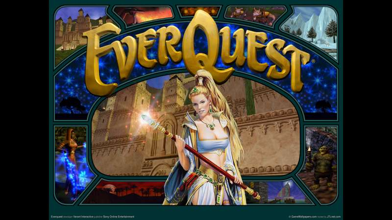 Everquest wallpaper or background 03