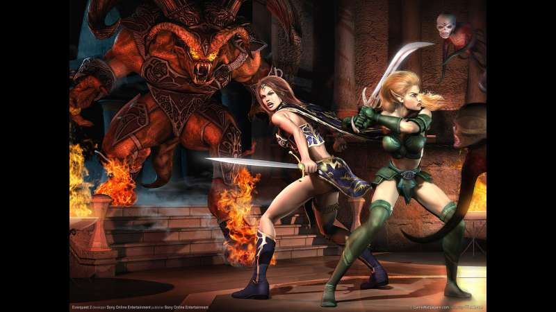 EverQuest 2 wallpaper or background 08