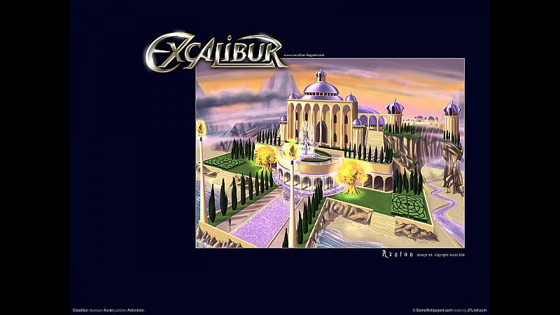 Excalibur wallpaper or background
