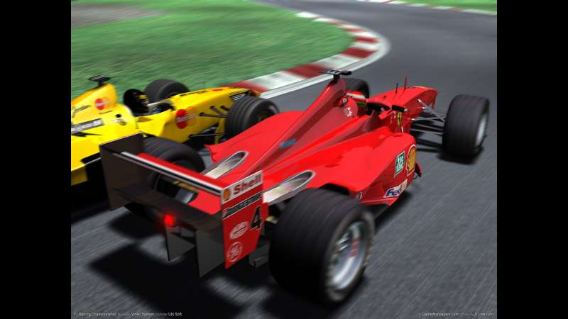 F1 Racing Championship wallpaper or background