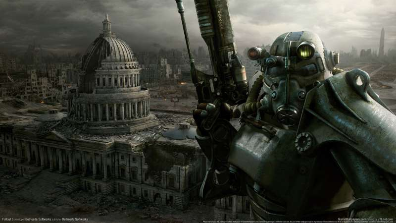 Fallout 3 wallpaper or background 09