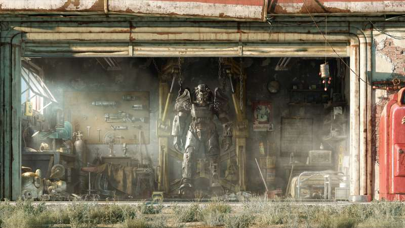 Fallout 4 Wallpapers Or Desktop Backgrounds