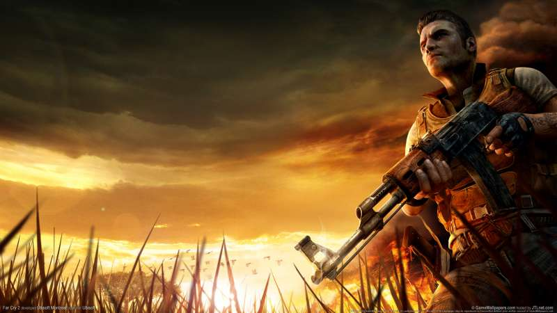 Far Cry 2 wallpaper or background 08