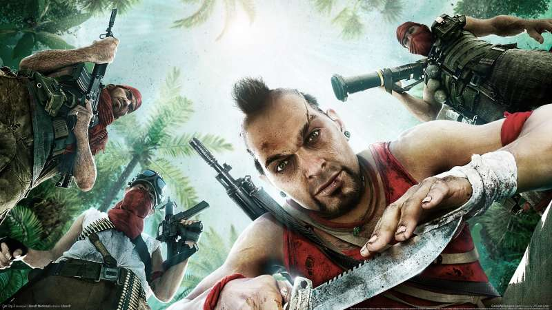 Far Cry 3 wallpaper or background 04