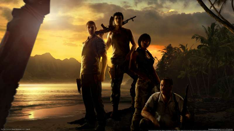 Far Cry 3 wallpaper or background 07