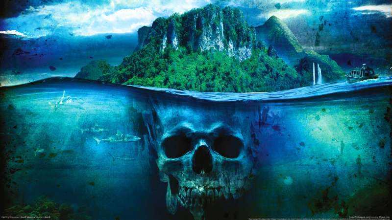 Far Cry 3 wallpaper or background 10
