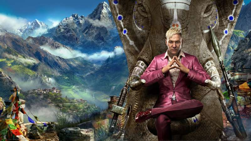Far Cry 4 wallpaper or background 03