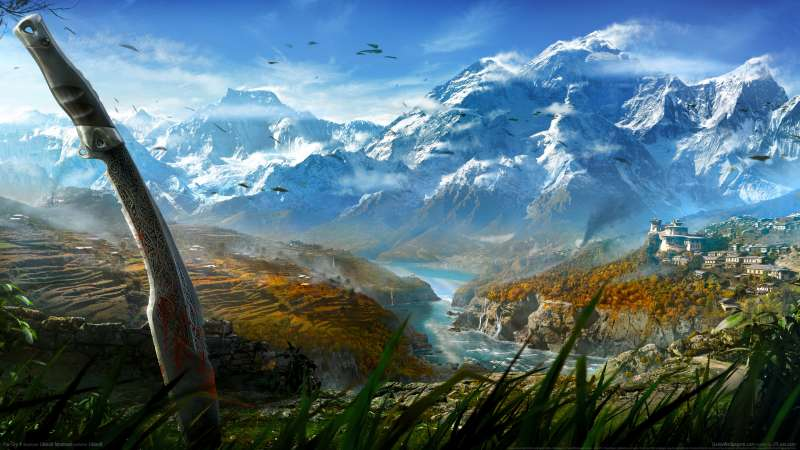 Far cry 4 wallpapers or desktop backgrounds - Far cry 4 wallpaper ...