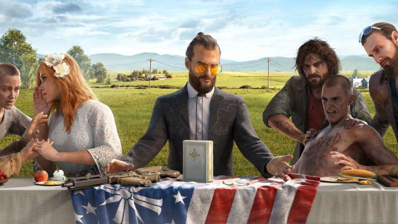 Far Cry 5 wallpaper or background