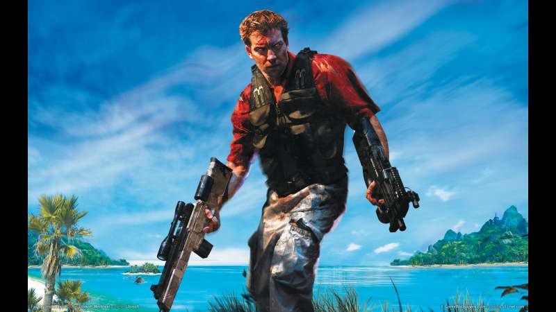 Far Cry Instincts wallpaper or background 03
