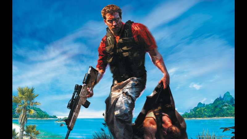 Far Cry Instincts wallpaper or background 04