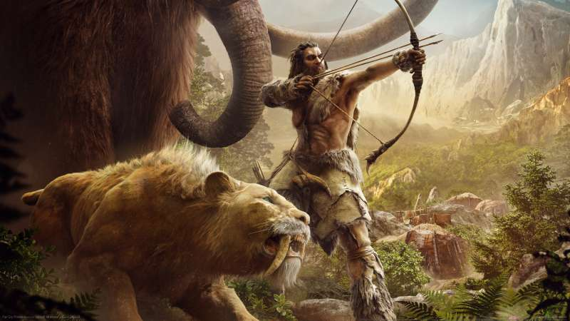 Far Cry Primal wallpaper or background 04