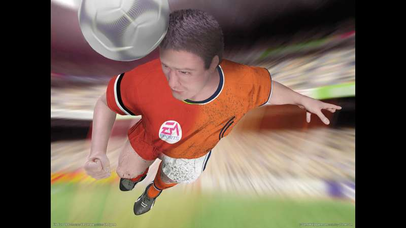 Fifa Euro 2000 wallpaper or background 01
