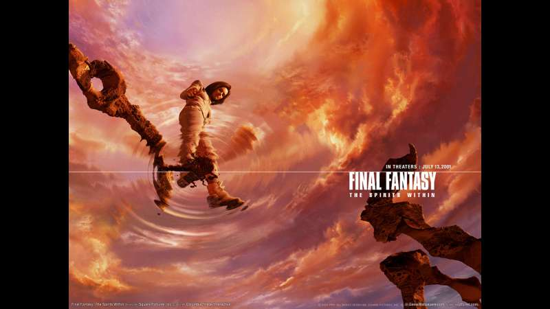 Final Fantasy: The Spirits Within wallpaper or background