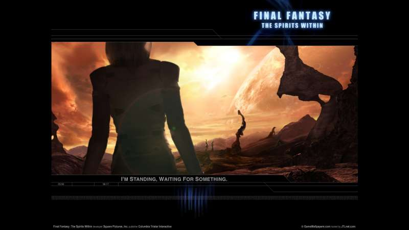 Final Fantasy: The Spirits Within wallpaper or background 06