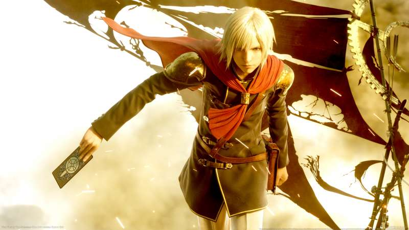 Final Fantasy Type-0 wallpaper or background 01