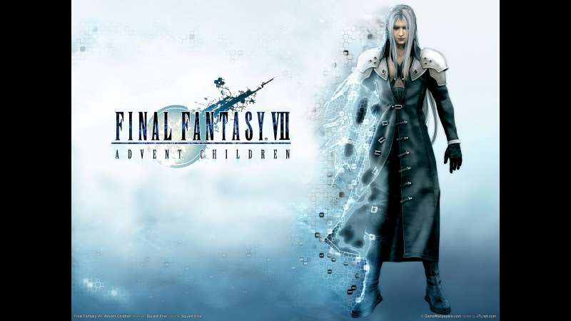Final Fantasy VII: Advent Children wallpaper or background 01