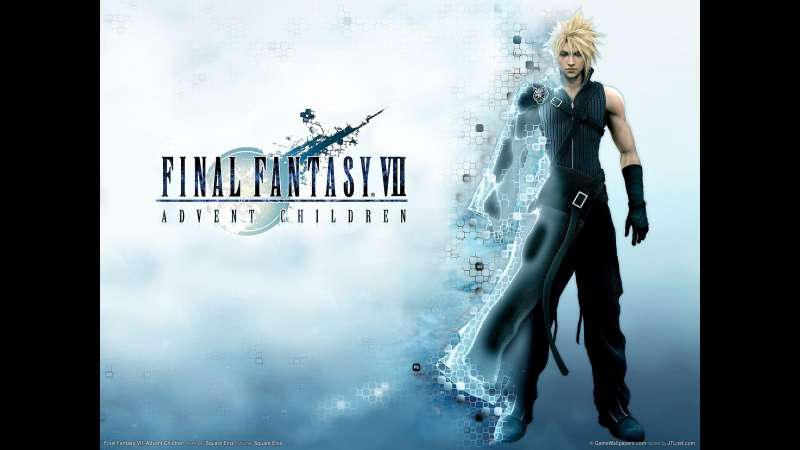 Final Fantasy VII: Advent Children wallpaper or background 02