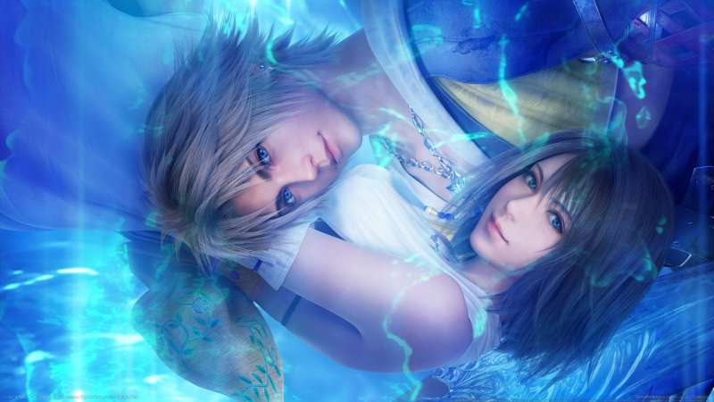 Final Fantasy X - X-2 HD wallpaper or background