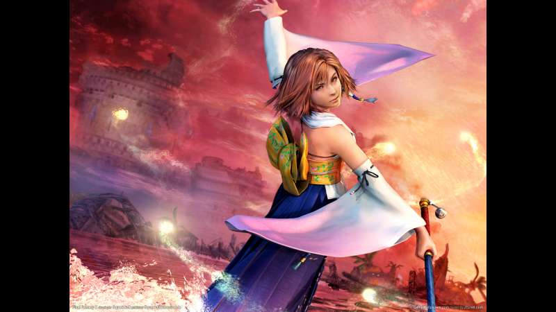 Final Fantasy X wallpaper or background 05