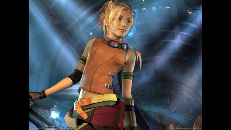 Final Fantasy X wallpaper or background 06