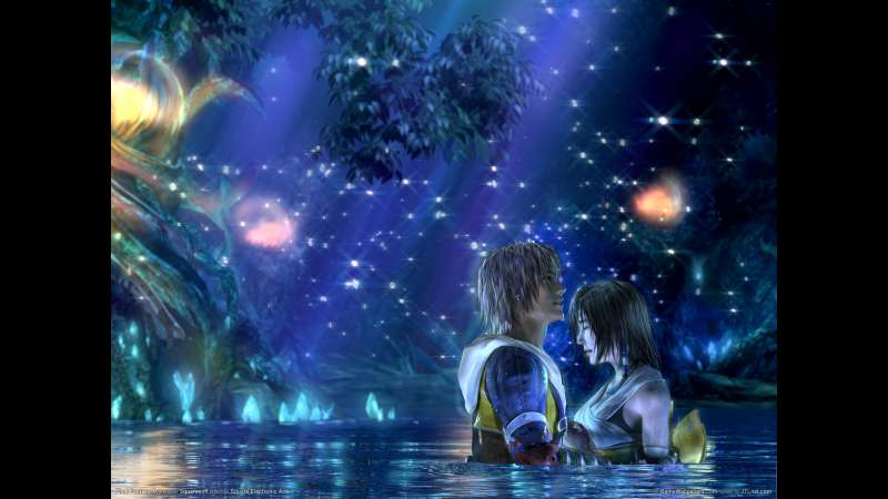 Final Fantasy X wallpaper or background 07