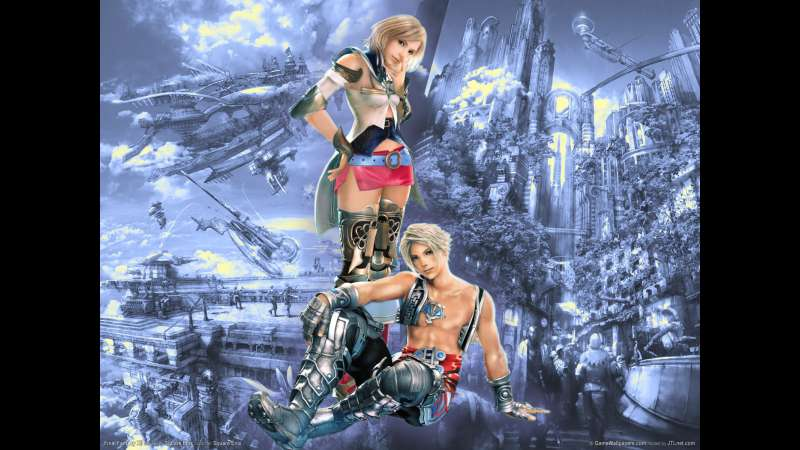 Final Fantasy XII wallpaper or background