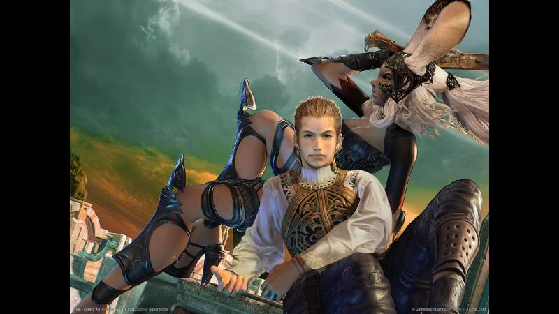 Final Fantasy XII wallpaper or background 02