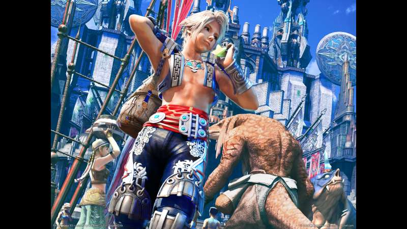 Final Fantasy XII wallpaper or background 04