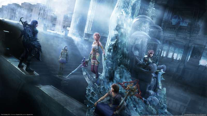 Final Fantasy XIII - 2 wallpaper or background 04