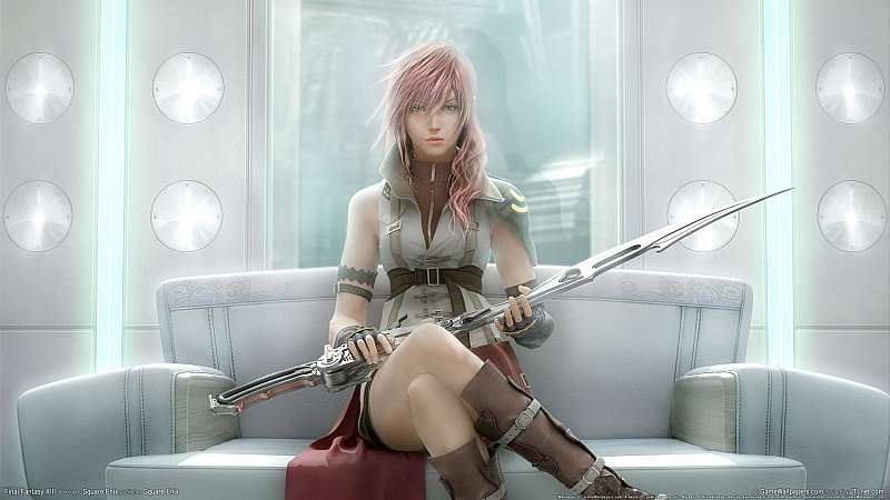 Final Fantasy XIII wallpaper or background