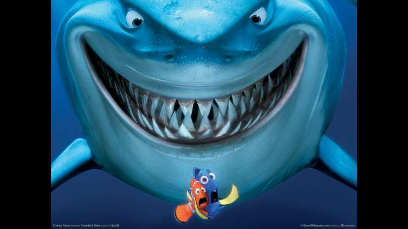 Finding Nemo wallpaper or background 01