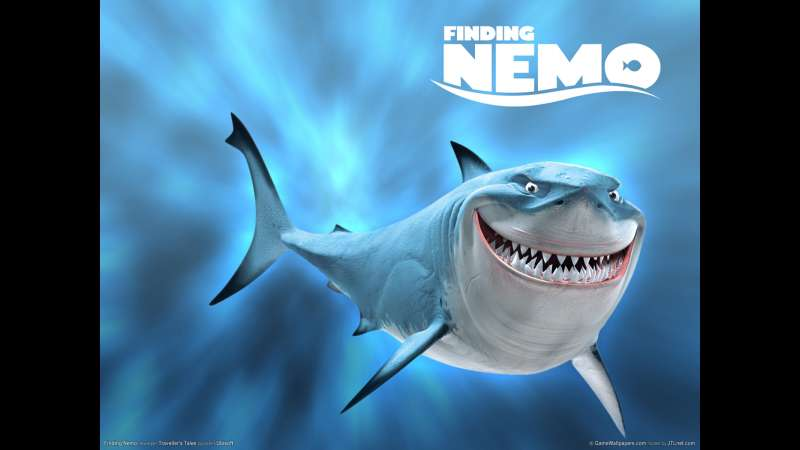 Finding Nemo wallpaper or background 02