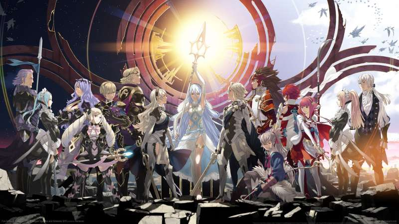 Fire Emblem: Fates wallpaper or background