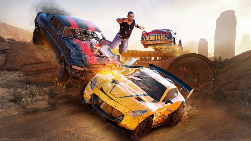 FlatOut 4: Total Insanity wallpaper or background