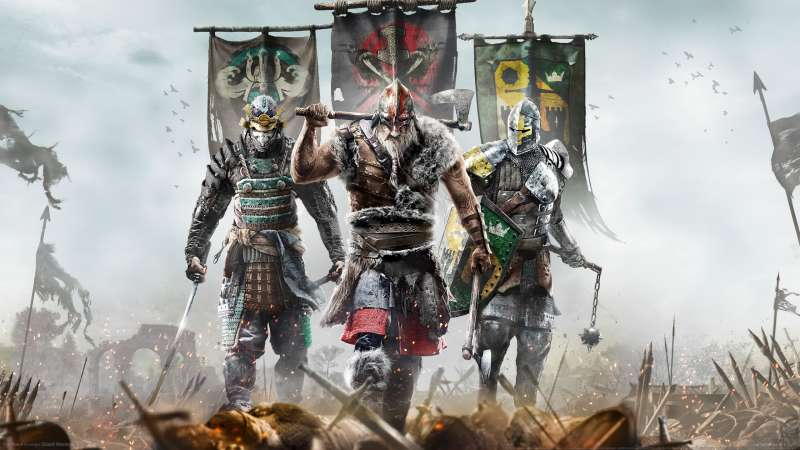 For Honor wallpaper or background 01