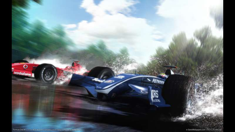 Formula One 06 wallpaper or background 02