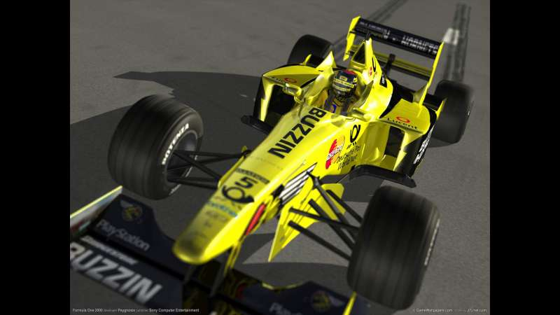 Formula One 2000 wallpaper or background