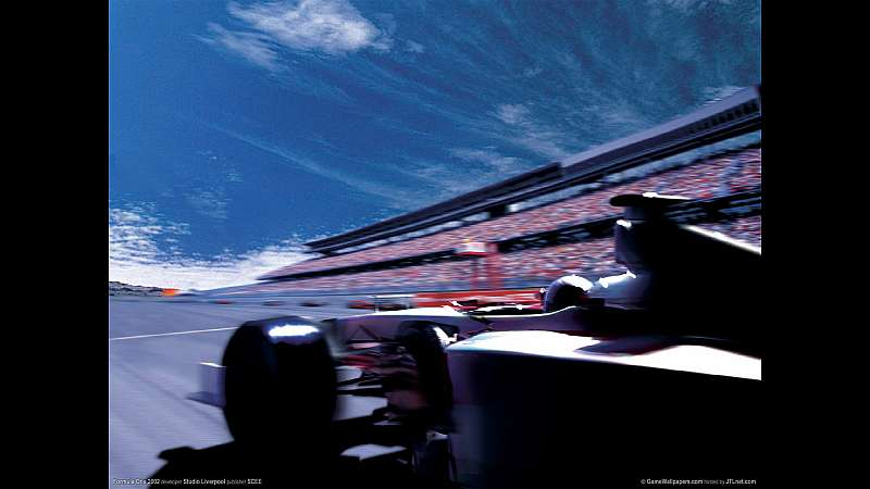 Formula One 2002 wallpaper or background