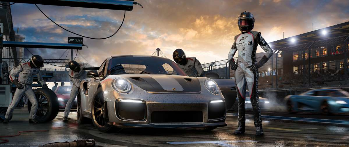 Forza Motorsport 7 Wallpapers Ultra Hd Gaming Backgrounds: Forza Motorsport 7 UltraWide 21:9 Wallpapers Or Desktop