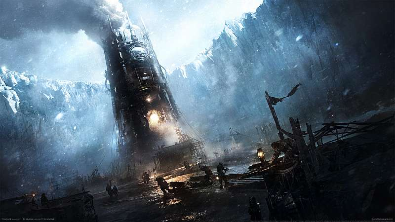 Frostpunk wallpaper or background