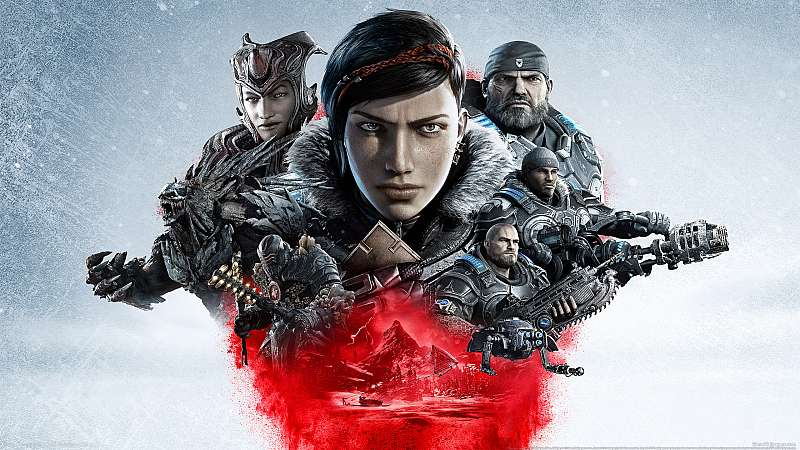 Gears 5 wallpaper or background