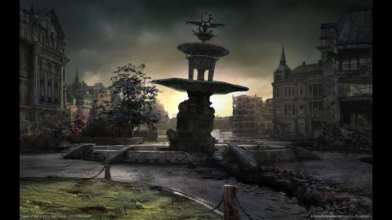 Gears of War wallpaper or background 05