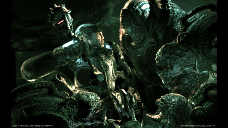 Gears of War wallpaper or background 11