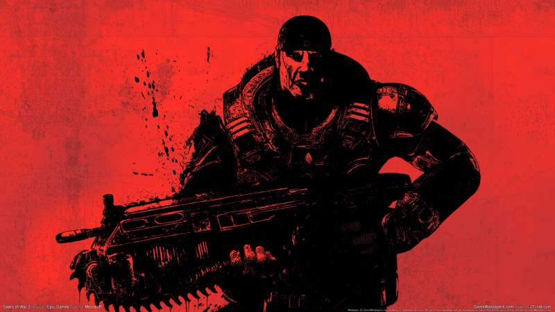Gears of War 2 wallpaper or background 06