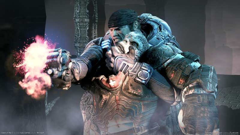 Gears of War 2 wallpaper or background 09