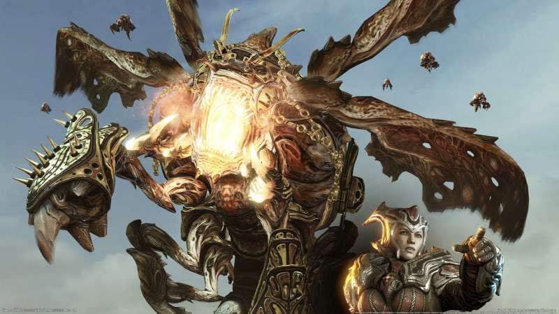 Gears Of War 3 Wallpapers Or Desktop Backgrounds