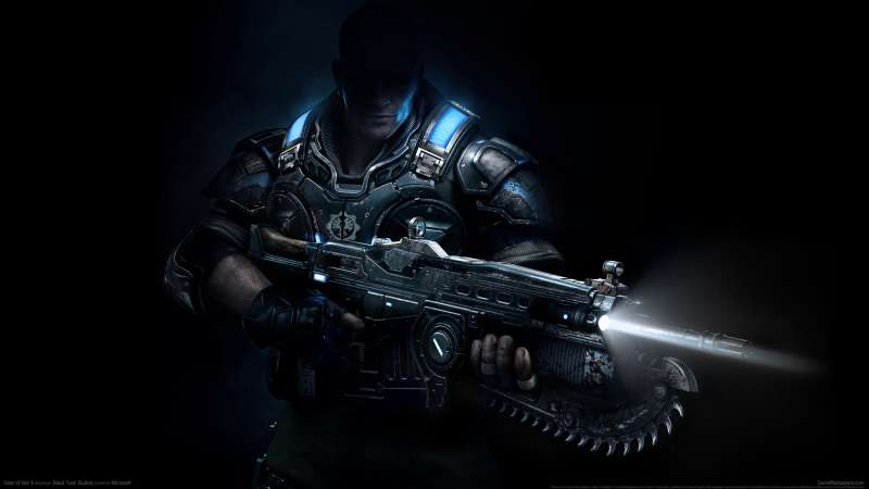 Gears of War 4 wallpaper or background 01